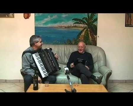 Un bicchiere di cedro… con Salvatore e la sua Fisarmonica