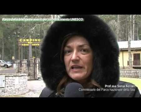 Parco della Sila, passi avanti per riconoscimento UNESCO intervista alla prof.ssa Sonia Ferrari,  Commissario del Parco Nazionale della Sila