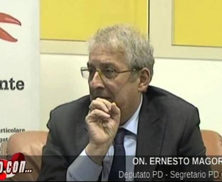 Incontro Con…On. Ernesto Magorno-Deputato PD -Segretario PD Calabria
