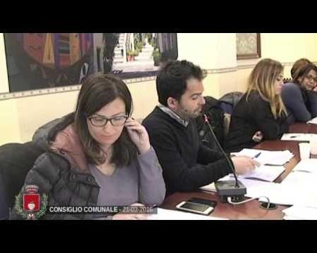 Diamante:Consiglio Comunale del 21/03/2016