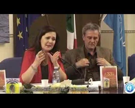 """Diamante: Presentazione libro """"A 33 giri"""" di Francesco Presta"""