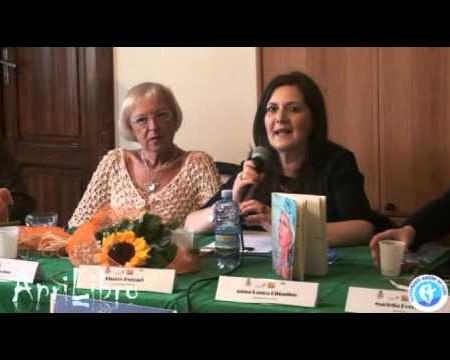 """Diamante:Presentazione del libro """"Amore – Silloge di Therry Ferrari"""""""
