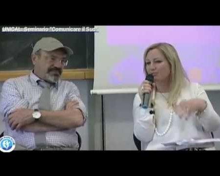 """Unical: Seminario """"Comunicare il sud"""", con lo scrittore Pino Aprile- interviste"""