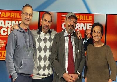 """GdA: Successo all'Unical per il seminario """"Comunicare il sud"""", con lo scrittore Pino Aprile"""