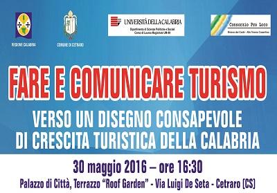 Cetraro: Un convegno sul tema della crescita turistica con il sottosegretario Dorina Bianchi