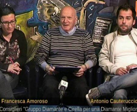 Incontro Con…I consiglieri Antonio Cauteruccio e Francesca Amoroso