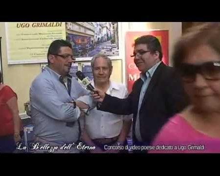 "Diamante: 2^Ed. ""La Bellezza dell'Eterno"" concorso video poesie dedicata a Ugo Grimaldi"