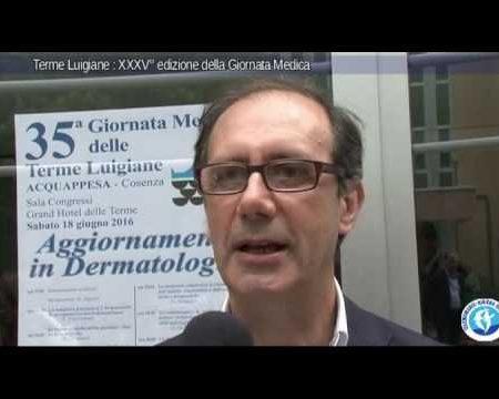 Le Terme Luigiane per un Centro di cura della Psoriasi- interviste