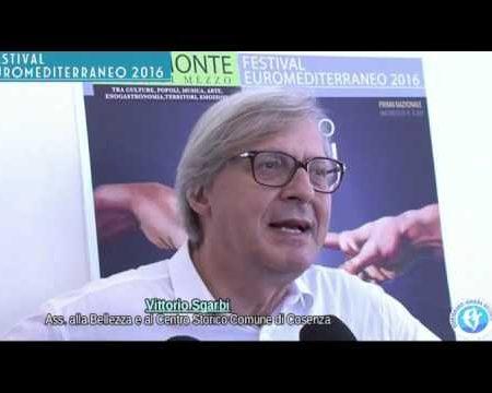 Altomonte: Presentato il Festival Euromediterraneo 2016 – interviste