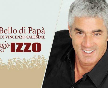 """Biagio Izzo in """"Bello di papà""""-Teatro dei Ruderi di Cirella (Diamante Cs) 20 ago 2016"""