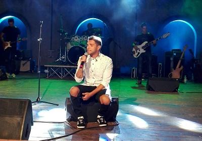 Altomonte: Marco Carta fa il pieno di pubblico al Festival Euromediterraneo