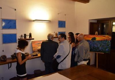 Buonvicino: Le opere del pittore arberesh Francesco Senise esposte nel museo MAGB