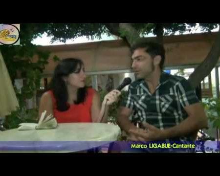 Incontri sotto l'ombrellone… con il cantante Marco Ligabue