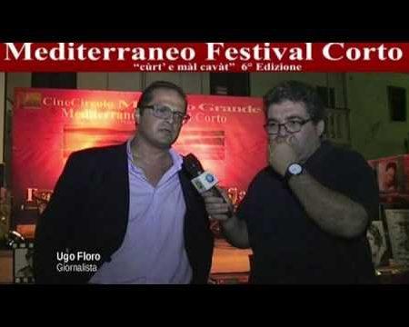 Diamante: Mediterraneo Festival Corto 2^ serata-interviste