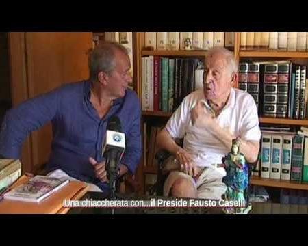 Una chiacchierata con il Preside Fausto Caselli- un viaggio tra storia, aneddoti e ricordi