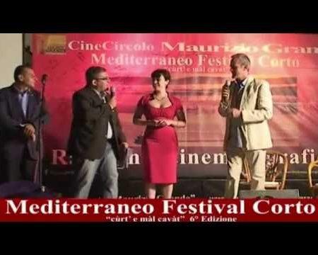 Diamante Mediterraneo festival Corto serata finale- premiazione