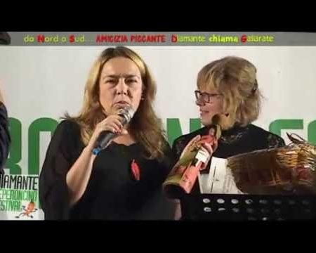 Peperoncino Festival: Amicizia piccante tra Diamante e Gallarate-esibizione del coro LiberCanto
