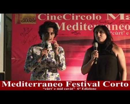 Diamante: Mediterraneo Festival Corto 1^ serata