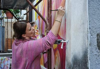 Diamante: Parte la rassegna artistica dedicata ai Murales
