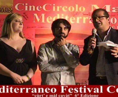 Diamante: Mediterraneo Festival Corto 2^serata-integrale