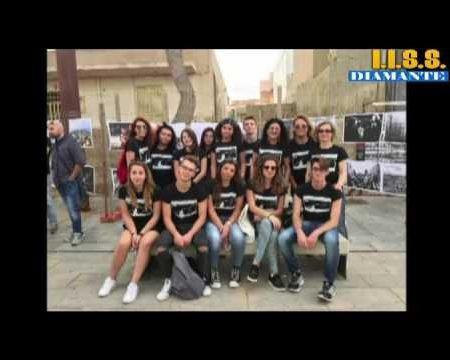 Giornata dell'Accoglienza- L'esperienza degli alunni IISS Diamante a Lampedusa-servizio