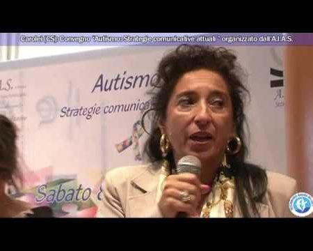Carolei (CS): AIAS, Convegno sull'autismo- immagini-interviste