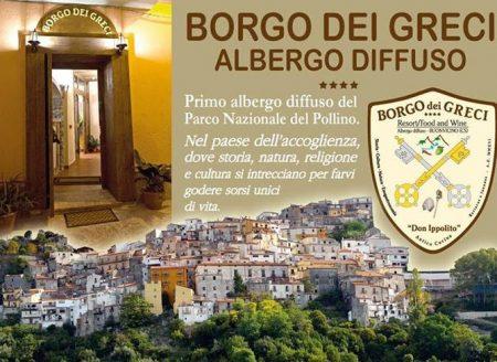 Buonvicino: L'Albergo Diffuso Borgo dei Greci apprezzato all'Assemblea Nazionale ADI