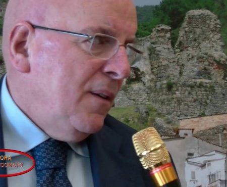 """""""PANDORA"""" di Nadia Donato- Intervista al Pres. della Regione Calabria Mario Oliverio"""