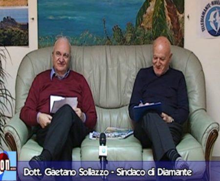 Incontro con… Dott. Gaetano Sollazzo Sindaco di Diamante