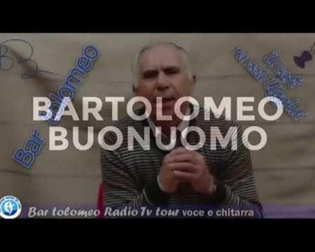 Bar tolomeo – Rodio Tv tour Voce e Chitarra