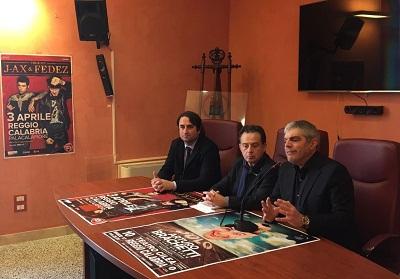Reggio Calabria: Presentati lo show di Arturo Brachetti e il concerto di J-Ax e Fedez