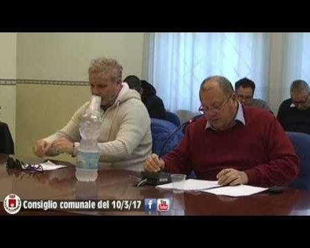 Diamante: Consiglio comunale 10/03/17