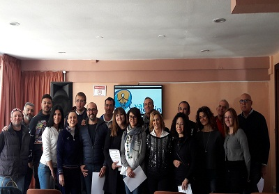 """Scalea: Concluso il corso di Orienteering dell'associazione """"Valle Argentino"""""""