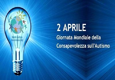 Tortora si illumina di blu per la Giornata Mondiale della consapevolezza dell'autismo
