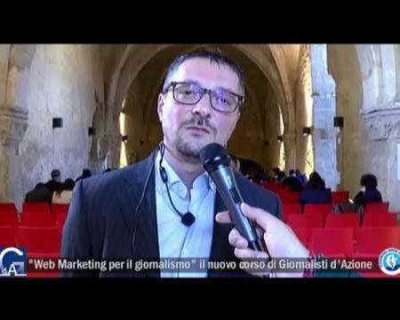 """""""Web marketing"""" il nuovo corso di Giornalisti d'Azione-servizio"""