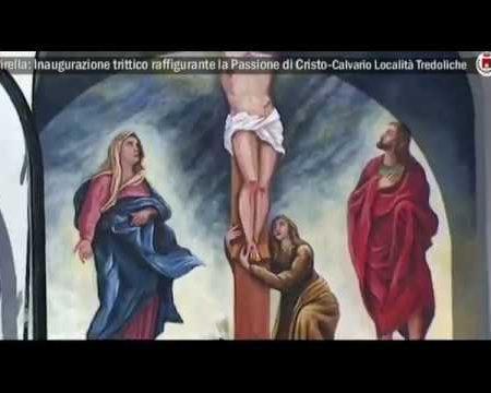 Cirella: Inaugurazione giardinetto pubblico e trittico della Passione