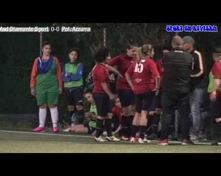 Sport in Riviera: Calcio a 5 Femminile-ASD Diamante Sport-Pol. Azzurra 3-1