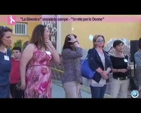 """Scalea (Cs): Sport e solidarietà, """"in rete per le Donne"""" a cura de """"La Ginestra""""-servizio"""