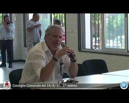 Diamante: Consiglio comunale 1^ seduta 14/6/17