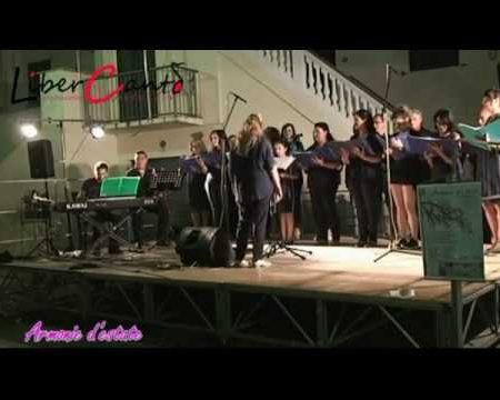 Diamante: Armonie d'estate- Concerto associazione LiberCanto