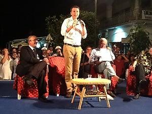 Circolo Pd di Diamante: Il ritorno di Matteo Renzi a Diamante è un evento straordinario