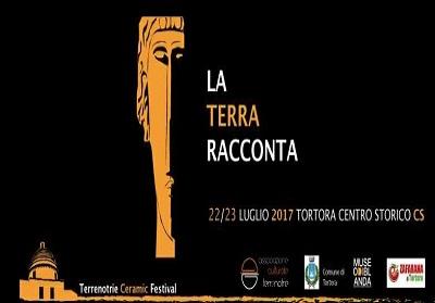 """Tortora: Prima edizione di """"Terrenotrie Ceramic Festival"""""""