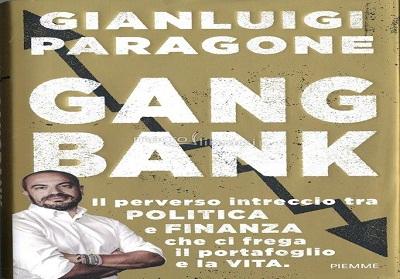 "Praia a Mare: Gianluigi Paragone presenta il suo primo saggio ""GangBank"""