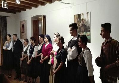 """Verbicaro: Passeggiate teatrali, prosegue l'attività di """"Biancaluna"""" alla riscoperta delle tradizioni"""