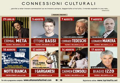 Altomonte: Presentato in conferenza stampa il 30° Festival Euromediterraneo