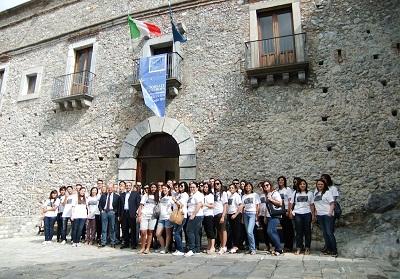 """Aieta: Torna la """"Summer School"""", a scuola di Europa nel palazzo del Rinascimento"""