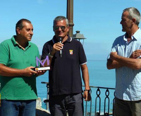 Diamante: Consegna premio Matchnews per il Mediterraneo Festival Corto