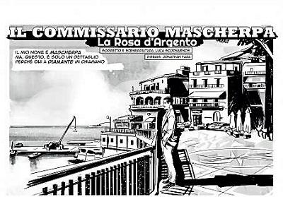 La scelta di Diamante per un fumetto poliziesco è un nuovo punto a favore dell'immagine della città
