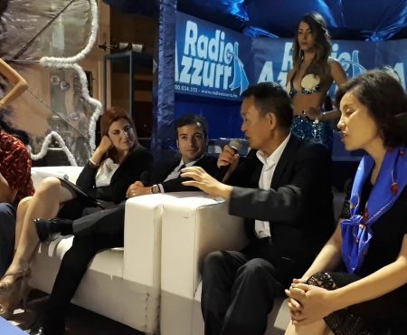 Peperoncino Festival 2017: Intervento di Li Dejian fondatore Gruppo Dezhuang tra i più importanti produttori dipeperoncino al mondo