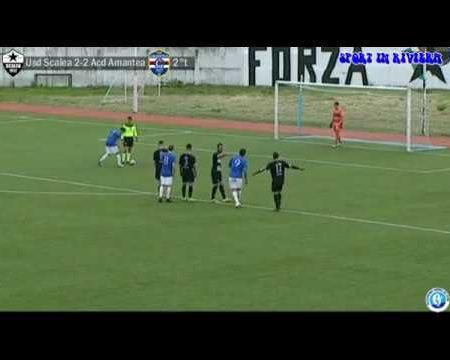 Sport in Riviera: Calcio eccellenza: Usd Scalea-Amantea 2-3 Sintesi